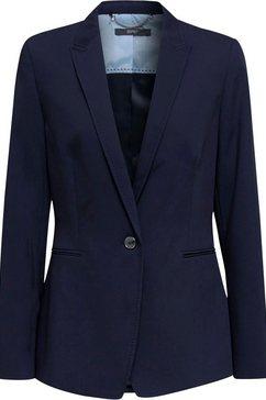 esprit collection korte blazer blauw