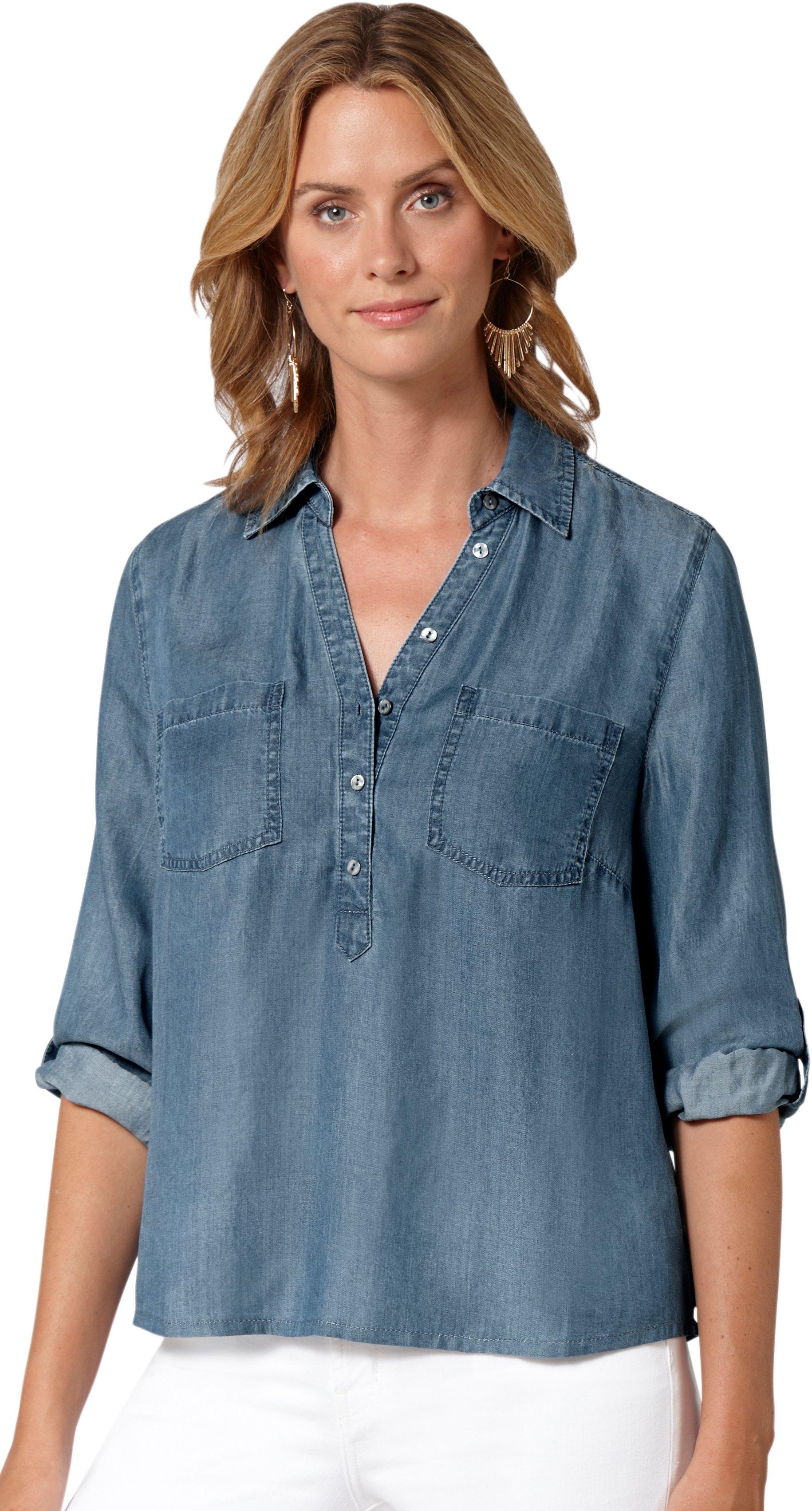 Ambria blouse zonder sluiting goedkoop op otto.nl kopen