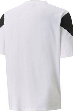 puma t-shirt »rebel advanced tee« wit