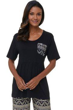 plantier shirt zwart