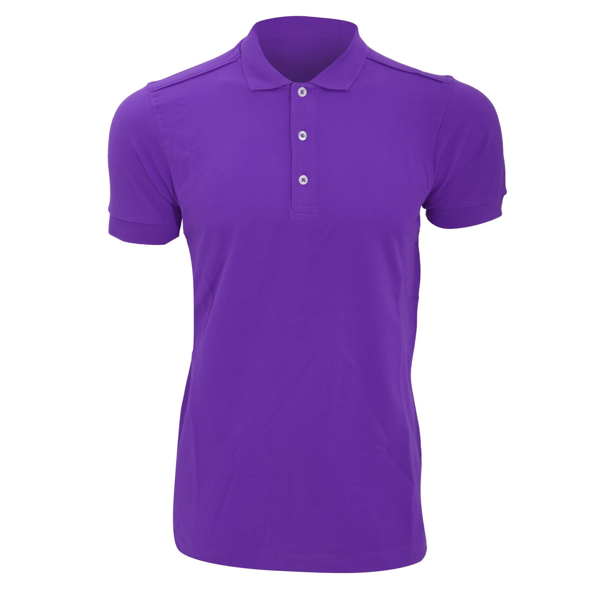 Russell poloshirt »Herren Stretch Polo-Shirt, Kurzarm« nu online kopen bij OTTO