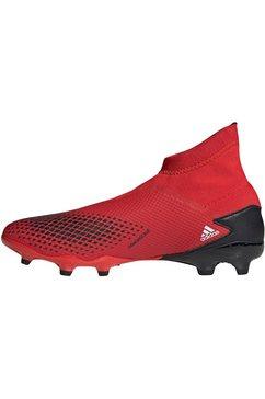 adidas performance voetbalschoenen »predator 20.3 ll fg« rood