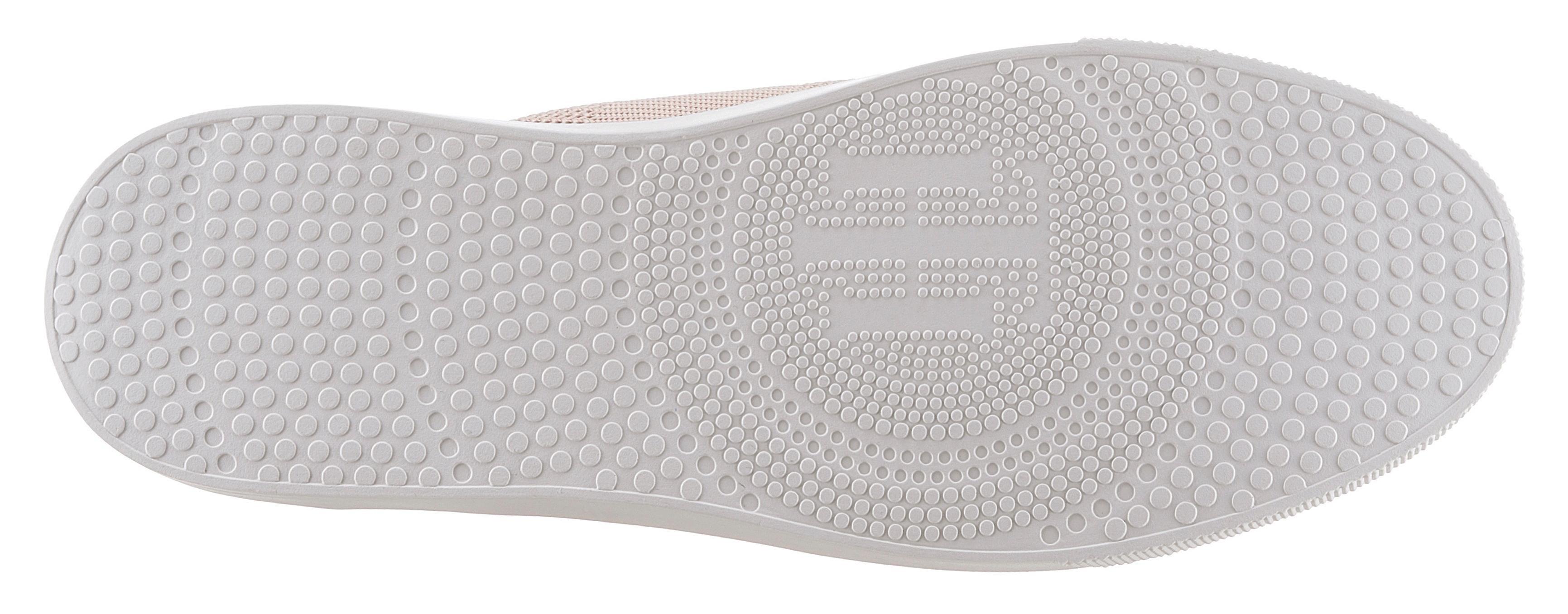 TOMMY HILFIGER slip-on sneakers »KNITTED TOMMY HILFIGER SNEAKER« online kopen op otto.nl