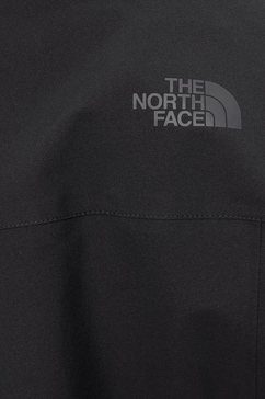 the north face regenjack »dryzzle« zwart