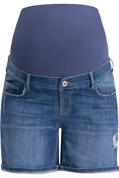 noppies jeans shorts »pasha« blauw
