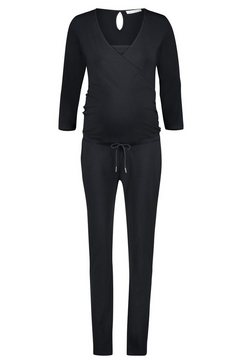 queen mum jumpsuit »one piece« zwart