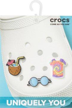 crocs schoenbutton »jibbitz™ festival« (null) blauw