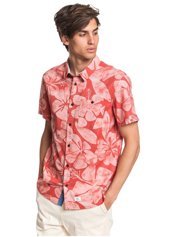 Quiksilver overhemd met korte mouwen »Sable Dor« - verschillende betaalmethodes