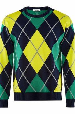 burlington gebreide trui »pullover« groen