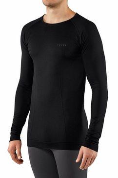 falke shirt met lange mouwen »langarmshirt« zwart