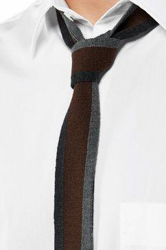 falke modieuze sjaal »krawatte« bruin