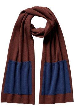 falke modieuze sjaal »schal« bruin