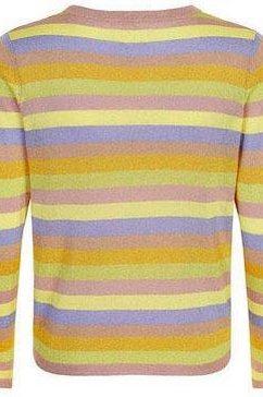 nuemph trui met ronde hals multicolor