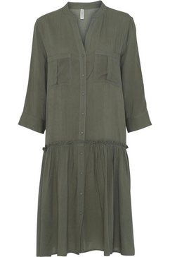 soyaconcept blousejurkje »radia68« groen