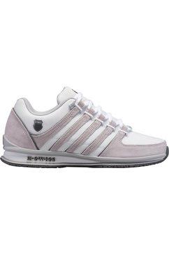 k-swiss sneakers »rinzler« wit