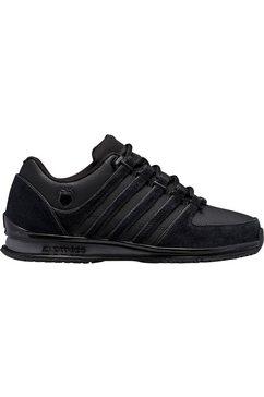 k-swiss sneakers »rinzler« zwart