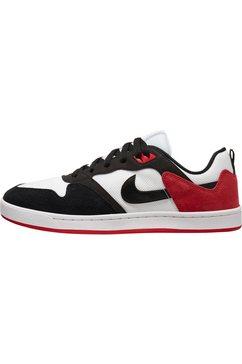 nike sb sneakers »alleyoop skate« wit
