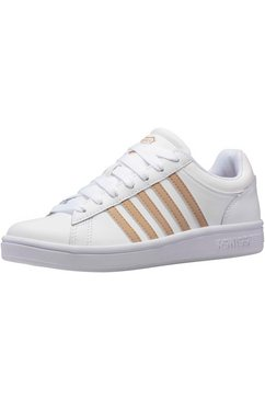 k-swiss sneakers »court winston w« weiß