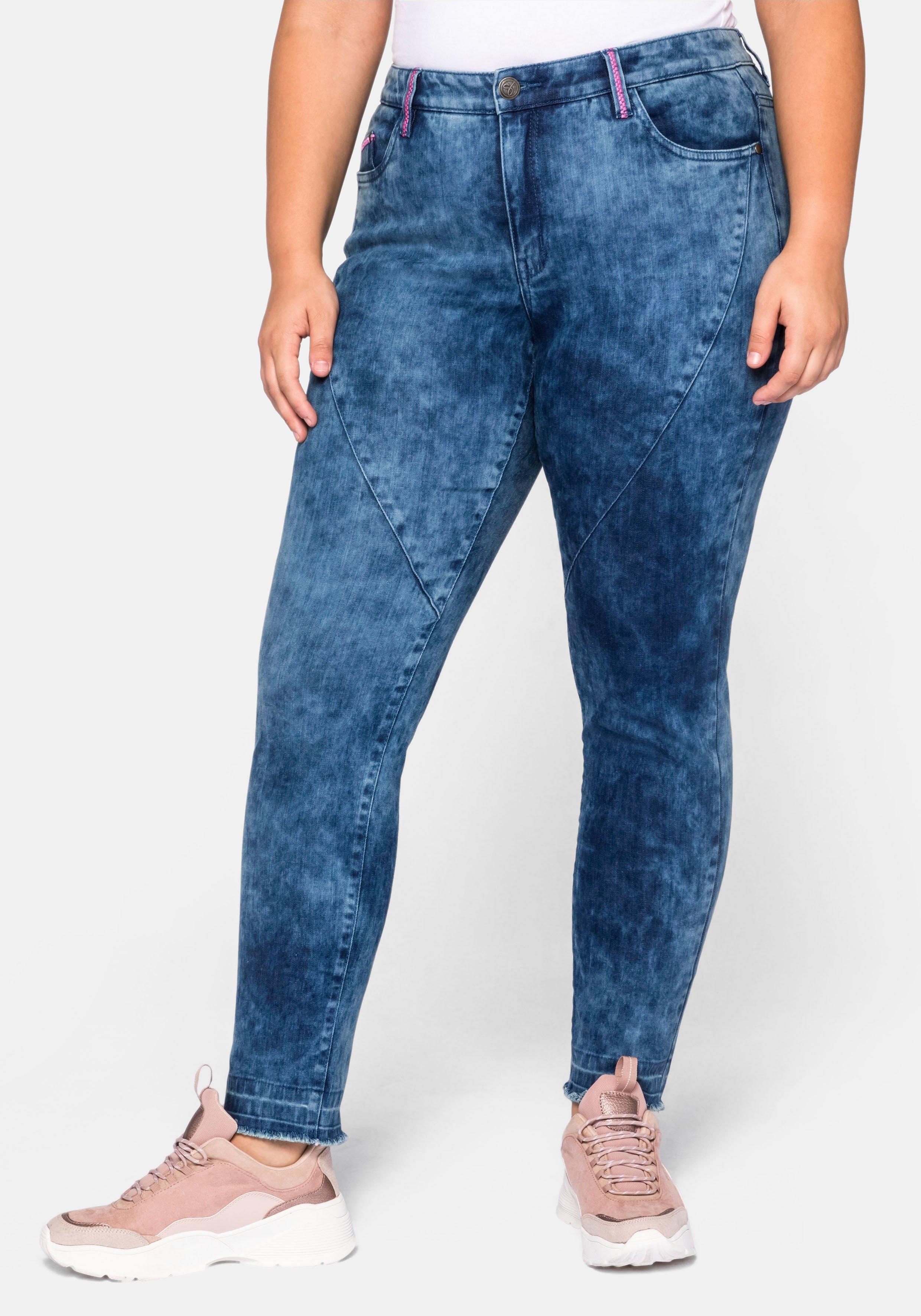 Sheego stretch jeans online kopen op otto.nl