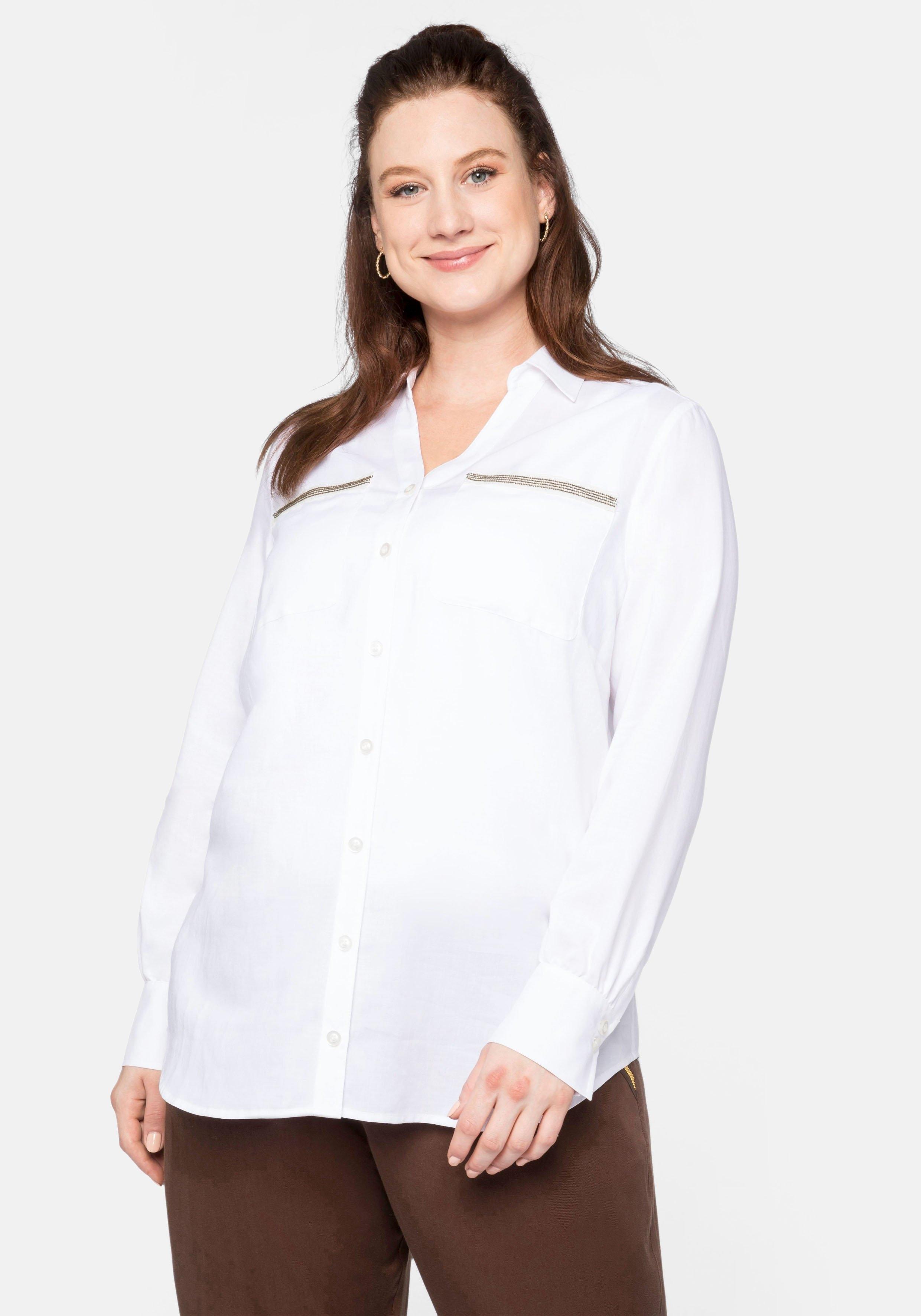 Sheego lange blouse - verschillende betaalmethodes