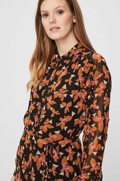 vero moda blousejurkje »vmiris« zwart