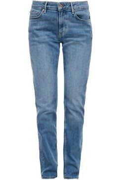 s.oliver regular fit jeans »karolin« blauw