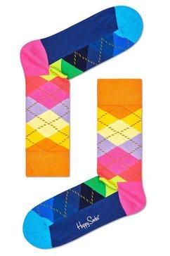 happy socks sokken »argyle« multicolor