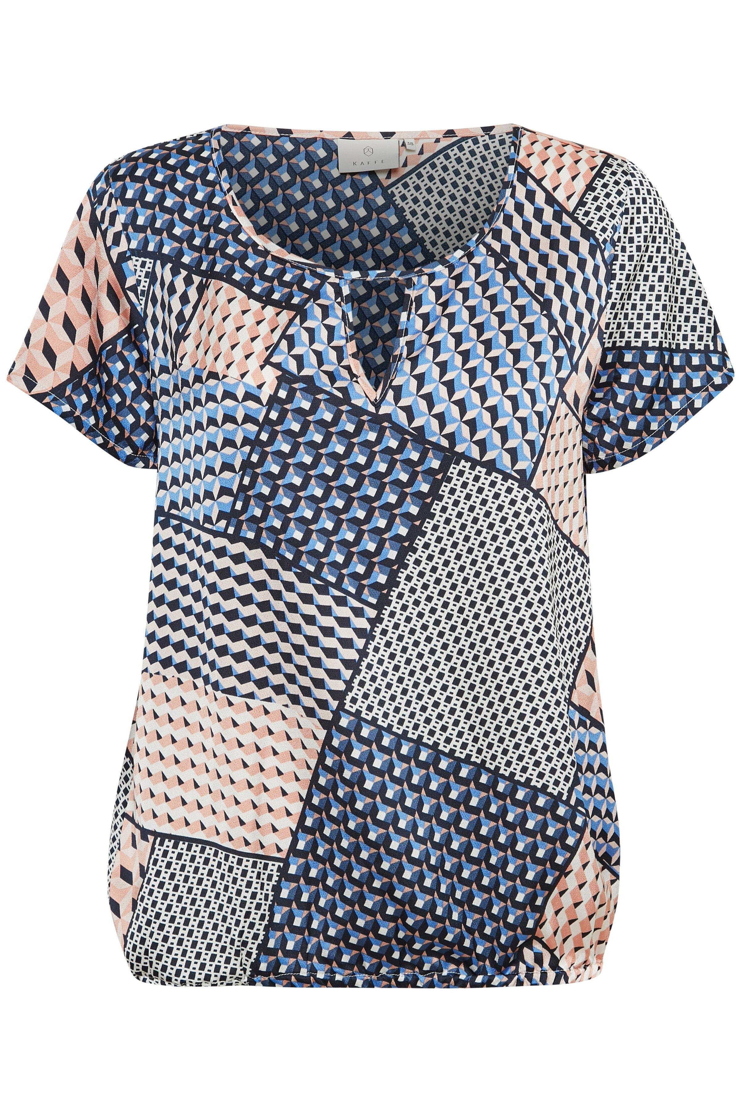 KAFFE blouse zonder sluiting »KAselina SS« goedkoop op otto.nl kopen