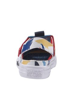 converse sandalen »kinder chuck taylor all star superplay sandal-ox« bunt