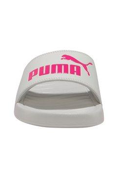 puma badslippers »popcat 20« wit