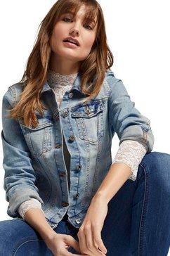 tom tailor denim jeansjack blauw