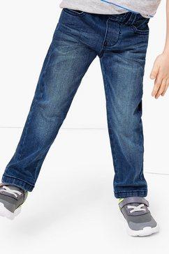 s.oliver broek blauw