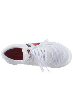 tommy hilfiger slip-on sneakers »japan tokyo sneaker« wit