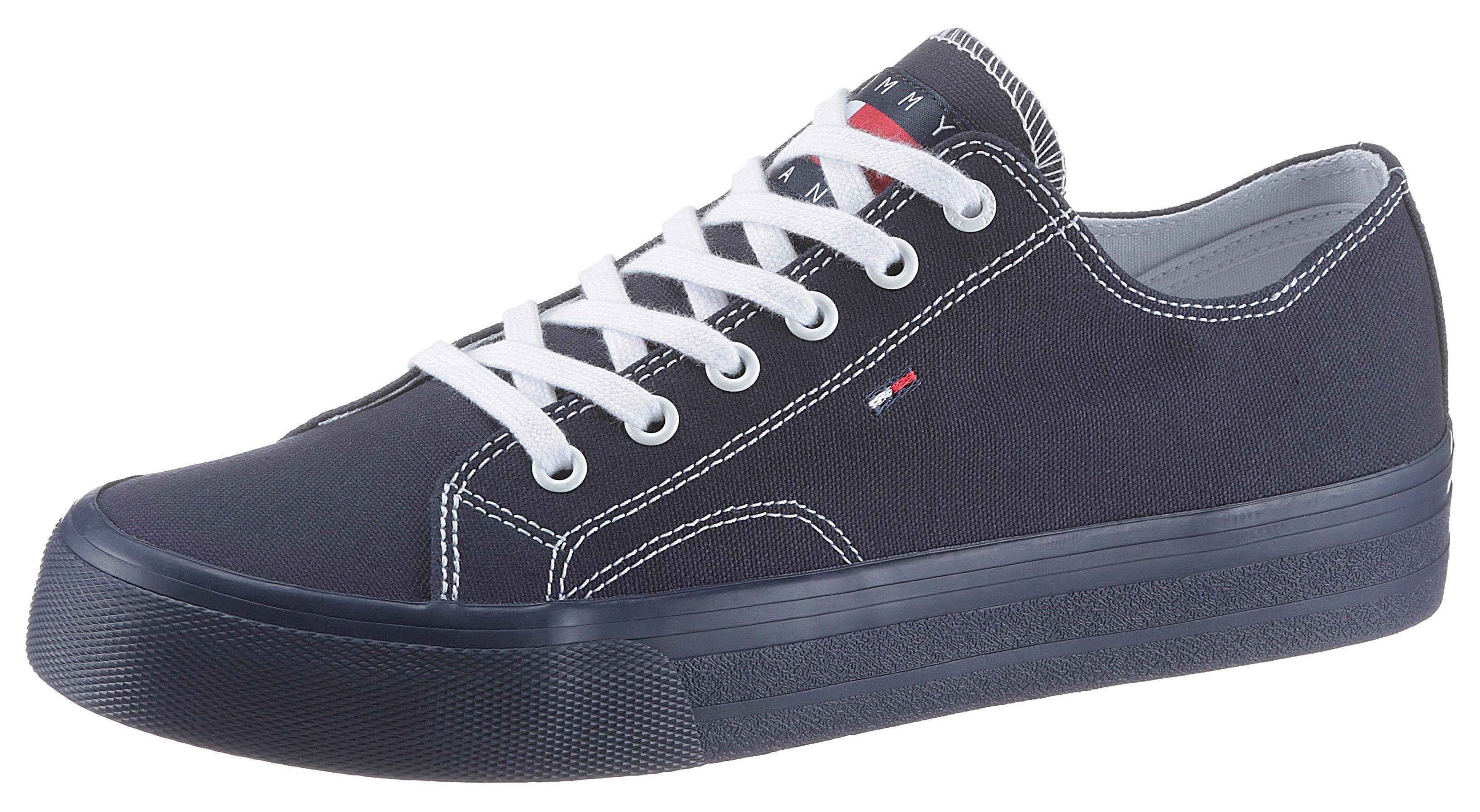Tommy Jeans sneakers »LONG LACE UP VULC« bestellen: 30 dagen bedenktijd