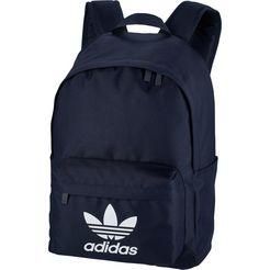 adidas originals »ac classic bp« sportrugzak blauw