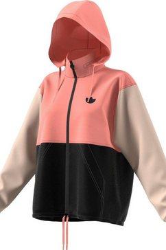 adidas originals windbreaker »windbreaker« roze