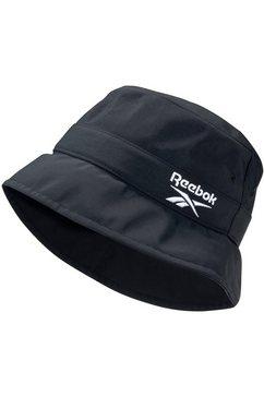 reebok classic vissershoed »cl fo bucket hat« zwart