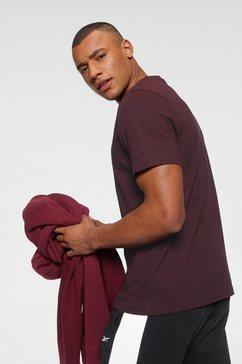 reebok classic t-shirt »cl f vector tee« rood