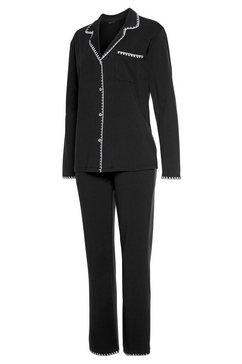 vivance collection pyjama zwart