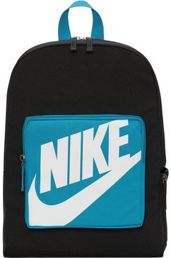 nike sportrugzak classic kids backpack zwart