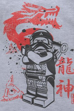 lego ninjago t-shirt grijs