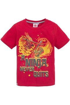lego ninjago t-shirt rood