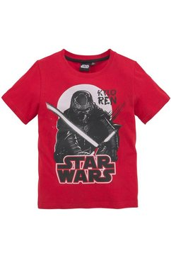 star wars t-shirt rood
