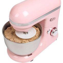 bestron »akm900sdp« keukenmachine roze