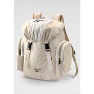 reebok classic »cl archive bagpack« sportrugzak beige