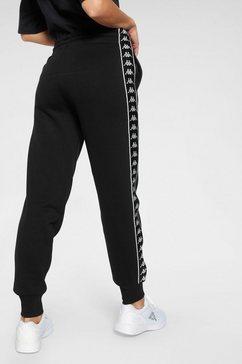 kappa joggingbroek zwart