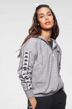 kappa hoodie grijs
