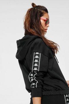 kappa hoodie zwart