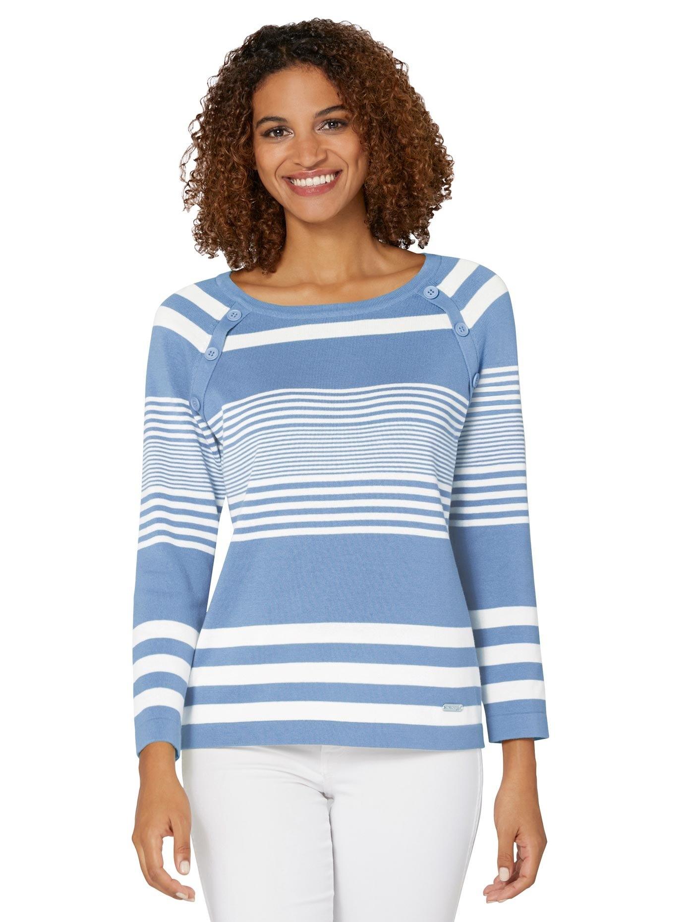 Op zoek naar een Casual Looks gestreepte trui Trui? Koop online bij OTTO