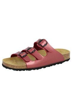 lico slippers »pantolette bioline celina« roze